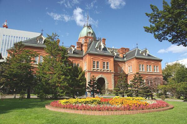 北海道庁旧本庁舎の写真