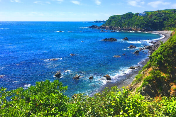 海の風景写真