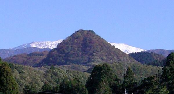 尖山の写真