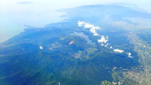 箱根山の写真