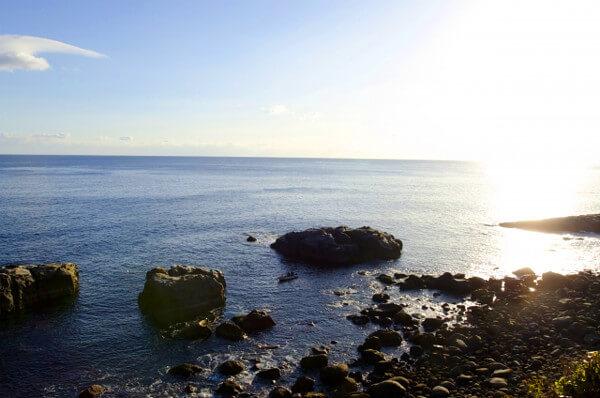 日向灘の写真