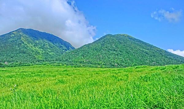 三瓶山(さんべさん)の写真