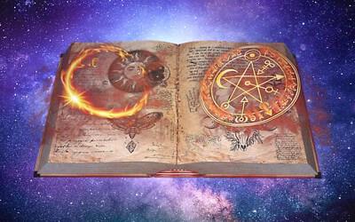 預言書のイメージ画像