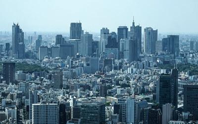 東京新宿の写真
