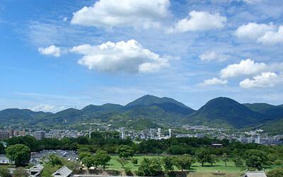 金峰山(熊本)の写真
