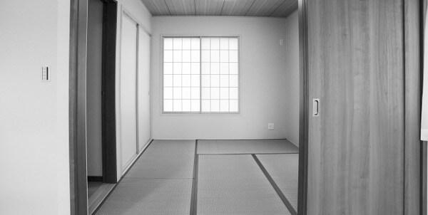和室の部屋の写真