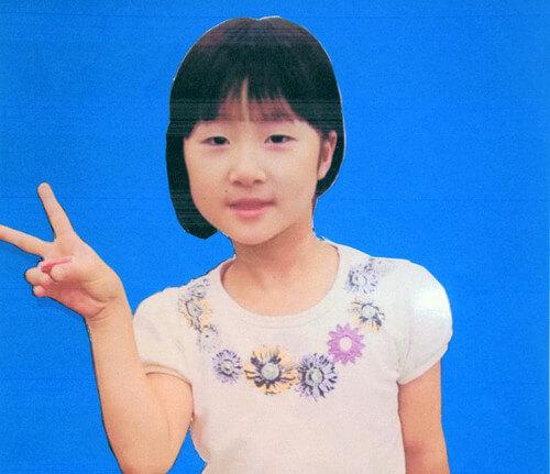 小倉美咲ちゃんの写真
