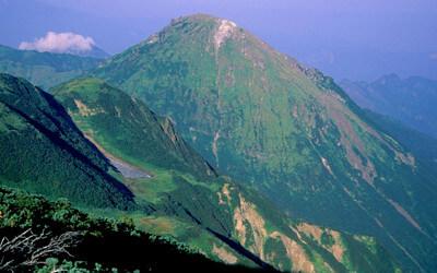 新潟焼山の写真