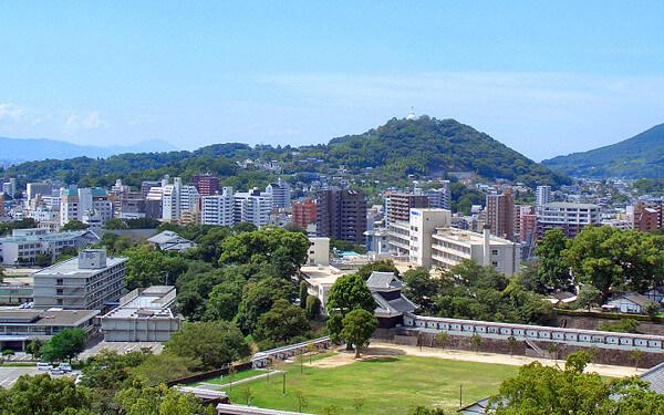 花岡山の写真