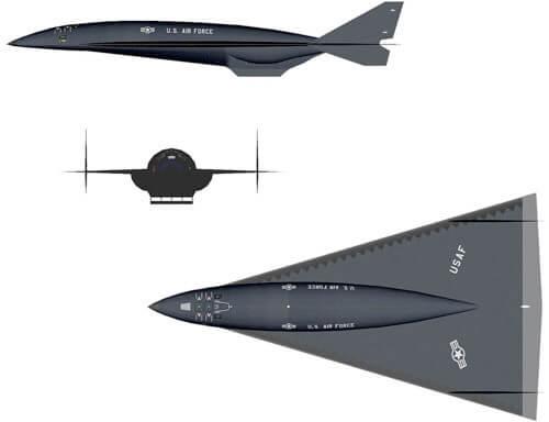 SR-91オーロラの画像
