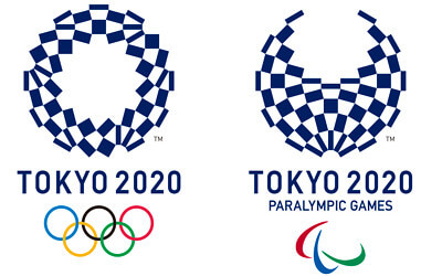 東京オリンピックのロゴ