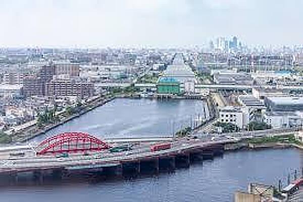 名古屋港の写真