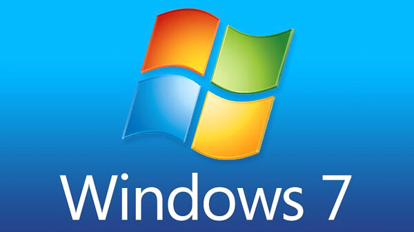 Windows7のロゴ