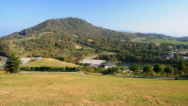 茶臼山の写真