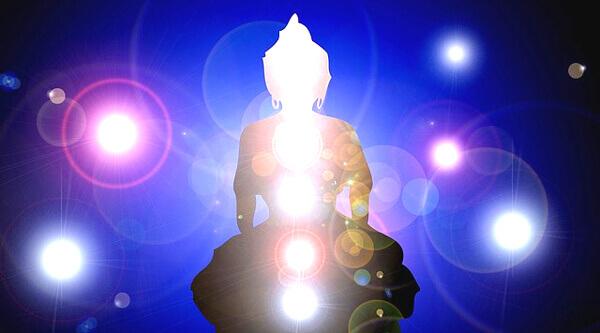 仏陀のイラスト