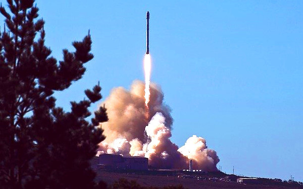 ミサイルの写真