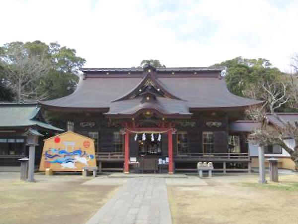大洗磯前神社の写真