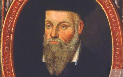 ノストラダムスの肖像画