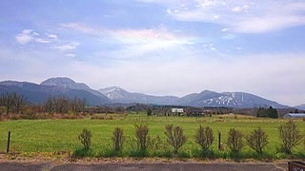 彩雲の写真