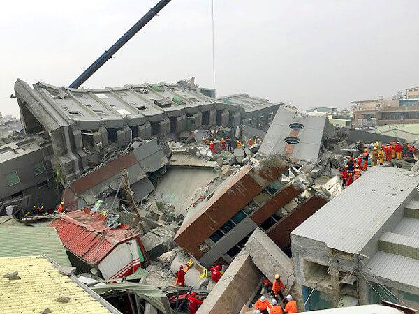 台湾地震(2016年)