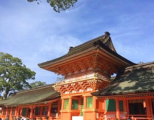 宇佐神宮の写真