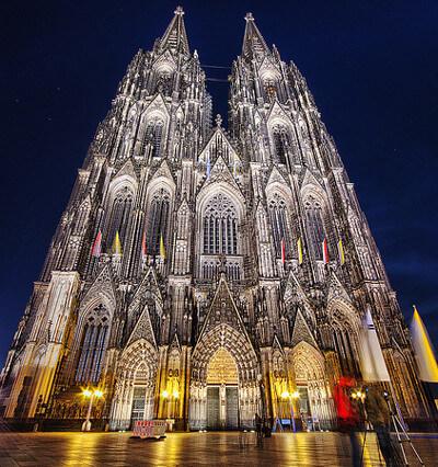 ケルン大聖堂の写真