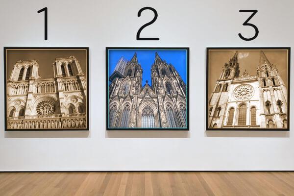 3枚の写真(カラー)