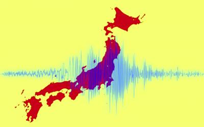 地震のイメージ画像