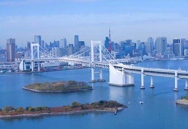 東京湾の写真