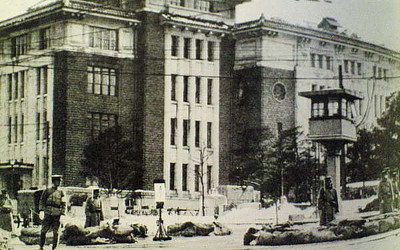 二・二六事件の写真