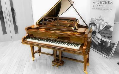 ピアノ(ベヒシュタイン)の写真