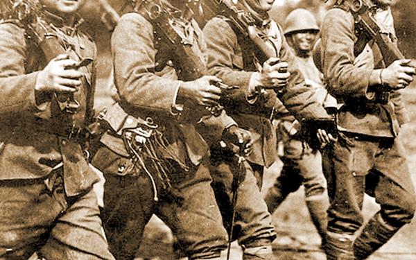 旧日本軍の写真
