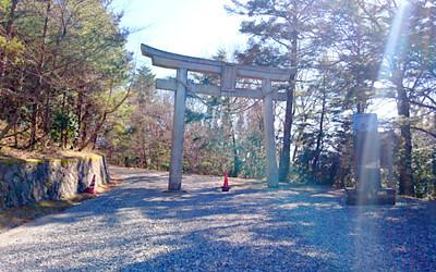 玉置神社の写真