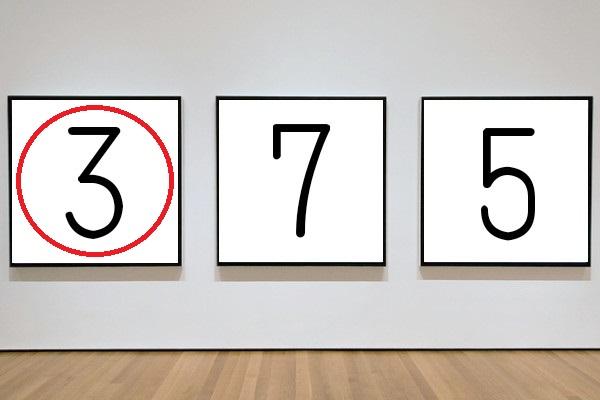 第2回透視テスト 第2問目の画像(解答)