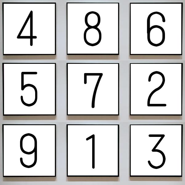 第2回透視テスト 第9問目の画像(問題)