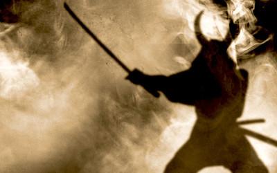 武士の写真
