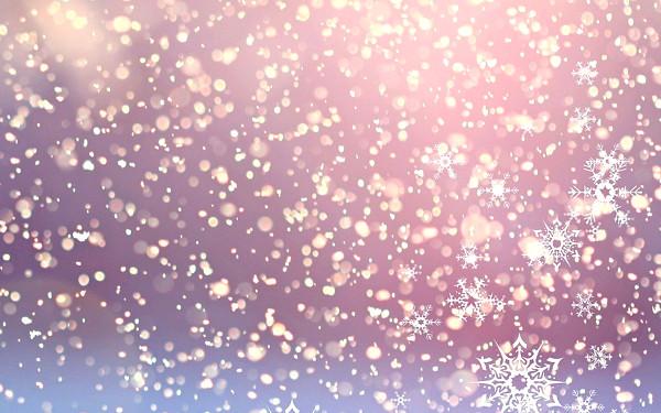 雪の結晶のイメージイラスト