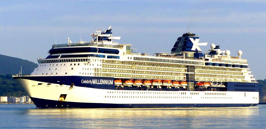 豪華客船セレブリティ・ミレニアムの写真