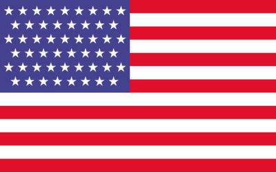 アメリカ合衆国の国旗