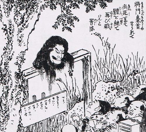平将門の絵画