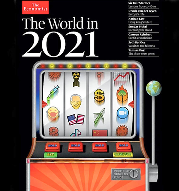 エコノミスト2021の表紙