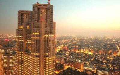 新宿の風景写真
