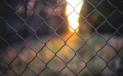 フェンスのイメージ写真