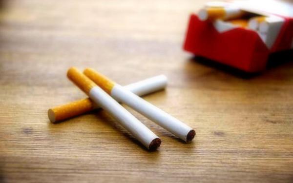 タバコの写真