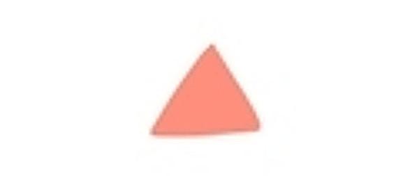 三角形のイラスト