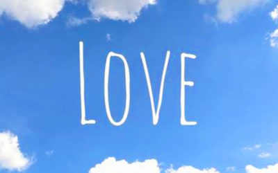 LOVEの文字の写真