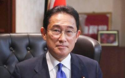 岸田総理大臣の写真